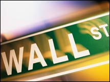 Wall St Sign